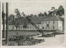 Forst Zinna - Deutsche Verwaltungsakademie Walter Ulbricht - Gewerkschaftshaus - AK-Grossformat - Jüterbog