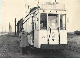 Tram Antwerpen, Luchtbal, Oorderen, Berendrecht, Zandvliet. - Treni