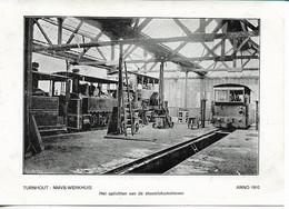Turnhout NMVB Werkhuis - Turnhout