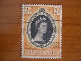 Nyassaland Obl  N° 105 - Sonstige