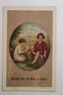 """Ostern, Kinder, Lamm, Hirte""  1914 ♥   - Easter"