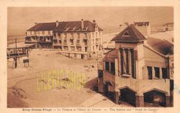 BRAY-DUNES-PLAGE (59) - CPA Sépia 1932 - Le Théâtre Et L'Hôtel Du Casino - Éditions LIEDERMANN-PERSYN (¬‿¬) ♥ - Other Municipalities