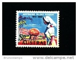 AUSTRALIA - 1962  AUSTRALIA INLAND MISSION  MINT NH - Ongebruikt