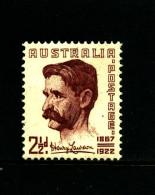 AUSTRALIA - 1949  2 1/2 D  LAWSON  MINT NH  SG 231 - Ongebruikt