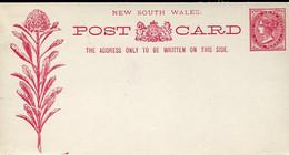 61778 Australia  New South Wales, Stationery Card One Penny, - Zonder Classificatie