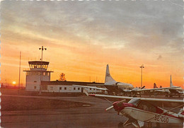 AEROPORT DE KIRUNA-SUEDE - Aerodromes
