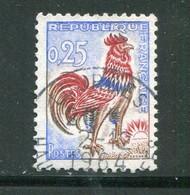 FRANCE-Y&T N°1331- Oblitéré - 1962-65 Coq De Decaris