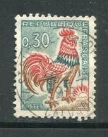 FRANCE-Y&T N°1331A- Oblitéré - 1962-65 Coq De Decaris