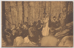 Mass On The Ceremcha Hill. April 1915. - Zonder Classificatie