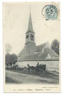 80 - Environs De ROYE - DAMERY - L'Eglise - CPA - Zonder Classificatie