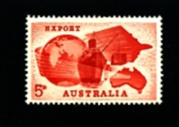 AUSTRALIA - 1963  EXPORT CAMPAIGN   MINT NH - Ongebruikt