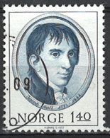 Norwegen Norway 1973. Mi.Nr. 667, Used O - Gebraucht