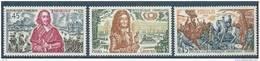"""FR YT 1655 à 1657 """" Histoire De France """" 1970 Neuf** - Unused Stamps"""