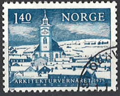 Norwegen Norway 1975. Mi.Nr. 702, Used O - Gebraucht