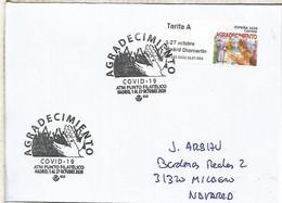 MADRID CC CON ATM COVID 19 Y MAT ESPECIAL VIRUS MEDICINA ENFERMEDAD - Krankheiten