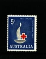 AUSTRALIA - 1963  RED CROSS  FINE USED - Gebruikt