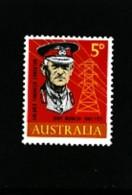 AUSTRALIA - 1965  SIR JOHN MONASH  MINT NH - Ongebruikt