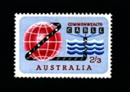 AUSTRALIA - 1963  OPENING OF COMPAC  MINT NH - Ongebruikt