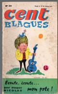 Revue CENT BLAGUES  Nouvelle Série N°34 , 1964 Probablement SANS Texte De Frédéric Dard (PPP26747) - Humour