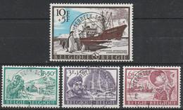 1391/1394 Artarctiques /Zuidpool Expeditie Oblit/gestp Centrale - Oblitérés