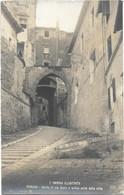 CPA -  L UMBRIA ILLUSTRATA - PERUGIA - Sallta Di Via Appla E Antica Porta Della Città - Perugia