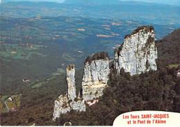 74 - Les Tours Saint Jacques - Aux Environs Du Pont De L'Abîme - Sin Clasificación