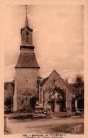 CPA - Environs De PLOËRMEL - L'église Du VIEUX TAUPONT - Edition Artaud Gaby - Ploërmel