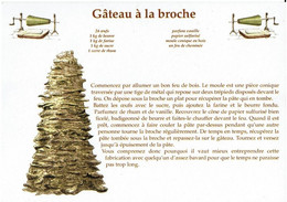 Gâteau à La Broche Par Marc Beziat - éditions Apa-Poux - Neuve - Recettes (cuisine)