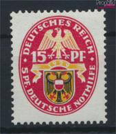 Deutsches Reich 432 Postfrisch 1929 Wappen (9519106 - Nuevos