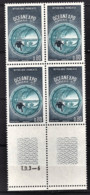 FRANCE 1971 - BLOC DE 4 TP / Y.T. N° 1666 - NEUFS** - Unused Stamps