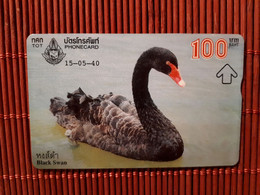 Phonecard Swan Used - Otros
