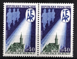 FRANCE 1971 - PAIRE / Y.T. N° 1682 - NEUFS** - Unused Stamps