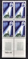 FRANCE 1971 - BLOC DE 4 TP / Y.T. N° 1682 - NEUFS** - Unused Stamps
