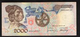 ПОРТУГАЛИЯ 2000   1991 - Portugal