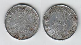 GERARDMER ; 30 Juillet 1910 ; 5° Fête Des Ecoles Laïques - Monetari / Di Necessità