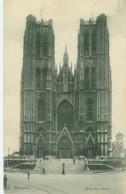 Bruxelles; Église Sainte-Gudule - Non Voyagé. (Nels - Bruxelles) - Monuments