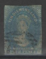 Tasmanie - YT 8 Oblitéré - Sans Filigrane - No Wmk - Gebruikt