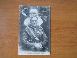 VALOGNES RICHE COSTUME DE PAYSANNE LIBRAIRIE A. LETHIMONNIER - Valognes