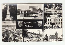 Tilburg Old Postcard Posted ? To Zagreb B210112 - Tilburg