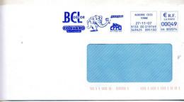 Lettre Flamme Ema Auxerre Bcl Decor  Theme Elephant - EMA (Printer Machine)