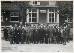 Bühl - Bad Wurtemberg - Kurhaus Sand - Foto - Congrès CFTC Syndicat - Cachet Gouv. Militaire Zone Francaise D'occupation - Places