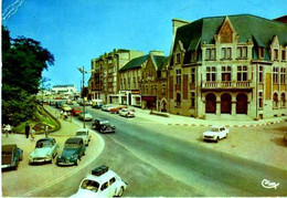 22  ST BRIEUC Avenue De La Liberation, Automobiles Traction 2CV 4CV Simca.. - Saint-Brieuc