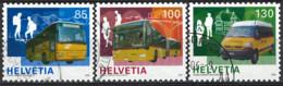 Schweiz Switzerland 2006. Mi.Nr. 1956-1958, Used O - Gebraucht