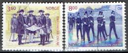 NORWAY #  FROM 2000 STAMPWORLD 1366-67 - Gebraucht