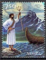 NORWAY #  FROM 2004 STAMPWORLD 1506 - Gebraucht