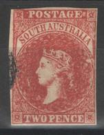FAUX - FORGED - Australie Du Sud - YT 2 Oblitéré - 1855 - Gebruikt