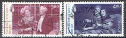 NORWAY #  FROM 1999 STAMPWORLD 1346-47 - Gebraucht