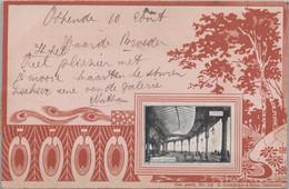 Ostende (Oostende) - Kursaal - La Galerie (1900) - Oostende