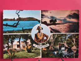 Guadeloupe - Basse Terre - Saintes Terre De Haut - Saintt François - Pointe à Pitre - CPSM Petit Format - R/verso - Basse Terre