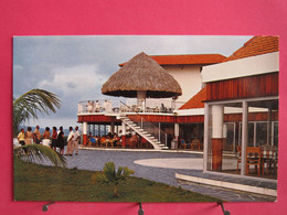 Martinique - Trois Ilets - Anse Mitan - Hôtel Bar Ba-Koua - Bar Circulaire Et Chapeau De Ba-Koua - R/verso - Other